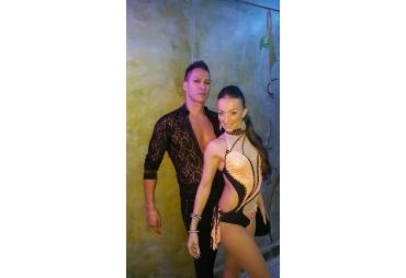 Alexander Caicedo &  Anna Caropreso